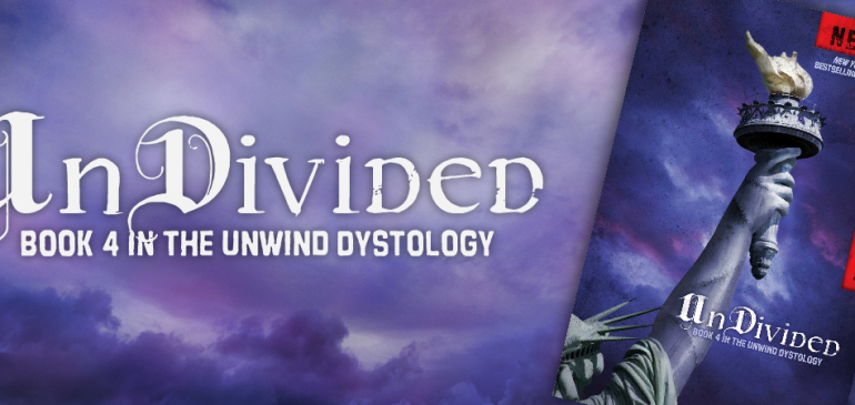 New Book Release: UnDivided